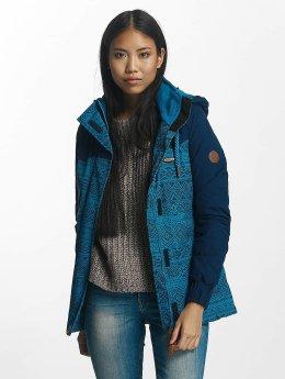 Alife & Kickin Зимняя куртка Valery синий
