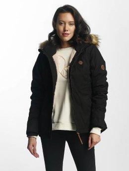 Alife & Kickin Зимняя куртка Naomi черный