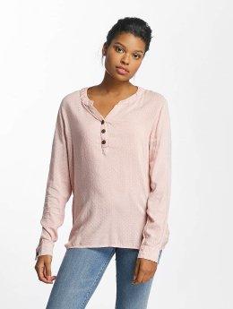 Alife & Kickin Camicia/Blusa Daisy rosa chiaro