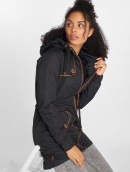 Alife & Kickin Coats Charlotte C black