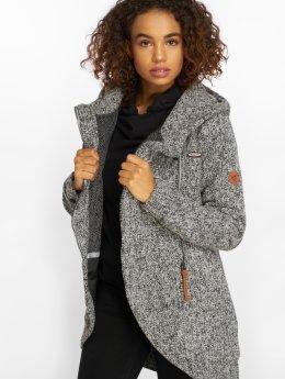 Alife & Kickin Coats Carlotta gray