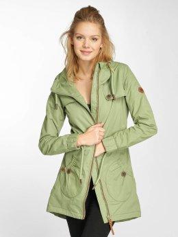 Alife & Kickin Coats Charlotte C green