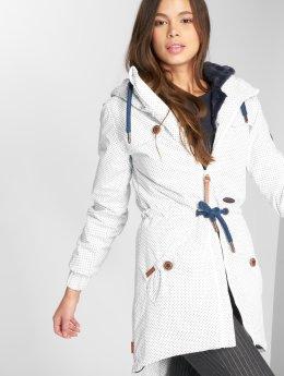 Alife & Kickin Coats Charlotte A white