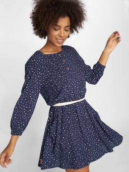 Alife & Kickin Dress Scarlett B blue
