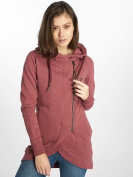 Alife & Kickin Hoodies con zip Mary rosso