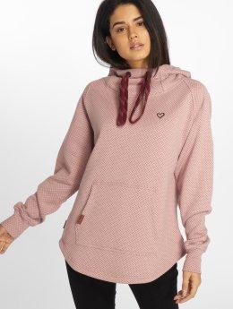 Alife & Kickin Hoodies Mara růžový