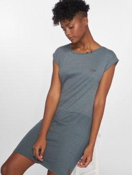 Alife & Kickin jurk Shanna grijs