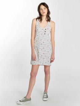 Alife & Kickin jurk Cameron D wit