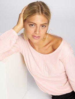 Alife & Kickin Pitkähihaiset paidat Dana roosa