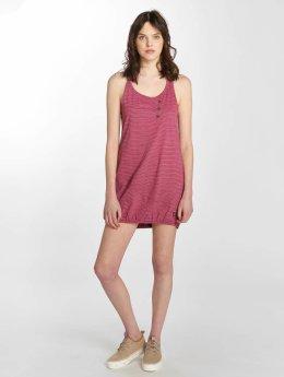 Alife & Kickin Sukienki Cameron B czerwony