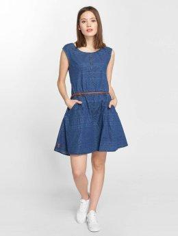 Alife & Kickin Sukienki Scarlett A niebieski