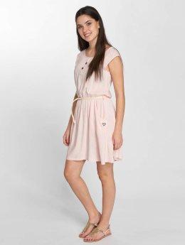 Alife & Kickin Sukienki Scarlett C rózowy