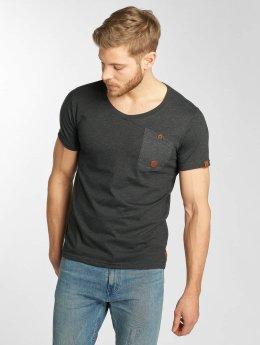 Alife & Kickin T-paidat Vin B harmaa