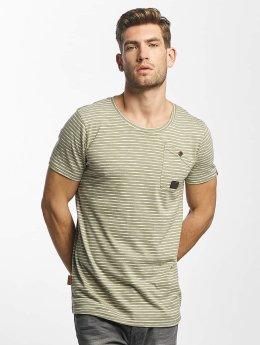 Alife & Kickin T-paidat Vin vihreä