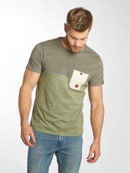 Alife & Kickin T-paidat Leo vihreä