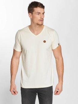 Alife & Kickin T-Shirt Maddox beige