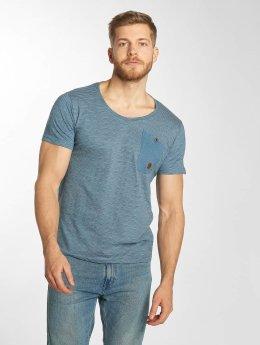 Alife & Kickin T-Shirt Vin B bleu