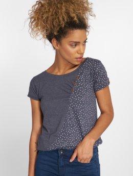 Alife & Kickin T-Shirt Zoe bleu