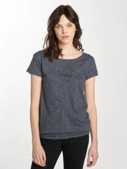 Alife & Kickin T-Shirt Zoe B blue
