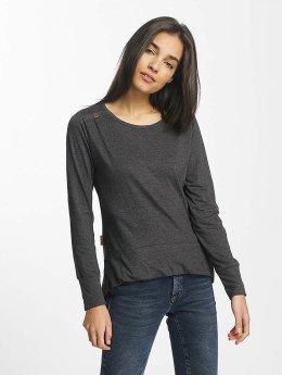 Alife   Kickin T-Shirt manches longues Leonie gris 387ed845333e