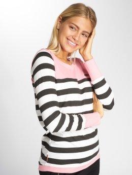 Alife & Kickin T-Shirt manches longues Leonie rose