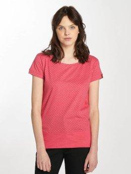 Alife & Kickin t-shirt Coco A rood