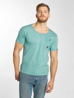 Alife & Kickin T-Shirt Vin B türkis