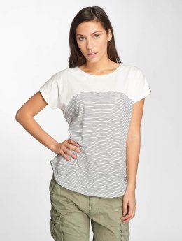 Alife & Kickin t-shirt Claire wit