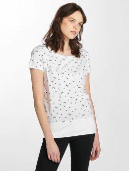 Alife & Kickin t-shirt Coco B wit