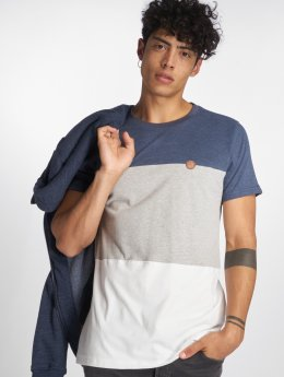 Alife & Kickin T-shirts Ben blå