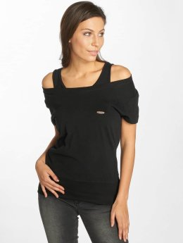 Alife & Kickin T-Shirty Luna czarny