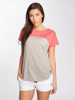 Alife & Kickin T-Shirty Claire czerwony
