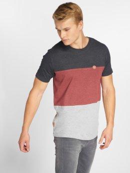 Alife & Kickin T-Shirty Ben czerwony