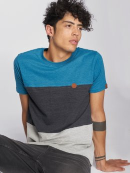Alife & Kickin T-Shirty Ben niebieski