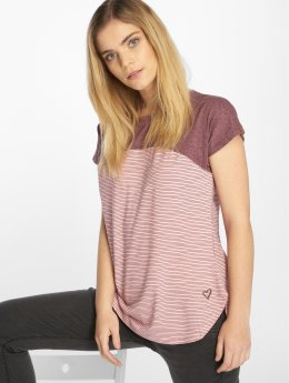 Alife & Kickin T-skjorter Claire lyserosa