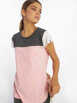 Alife & Kickin T-skjorter  Moni  rosa