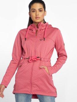 Alife & Kickin Välikausitakit lma A Softshell vaaleanpunainen