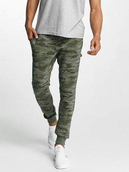 Alpha Industries Спортивные брюки X-Fit Loose  камуфляж