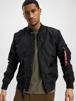 Alpha Industries Bomber jacket  MA 1   black