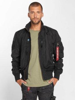 Alpha Industries Bomber jacket Prop black