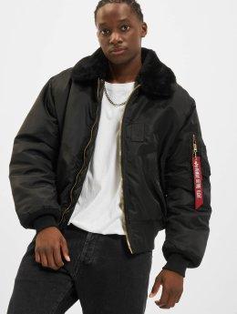 Alpha Industries Bomber jacket B15 black