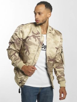 Alpha Industries Bomber jacket MA-1 VF LW camouflage