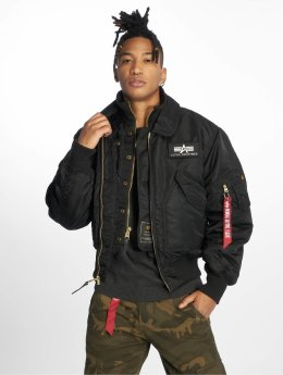 Alpha Industries Bomber X-Force Bomber noir