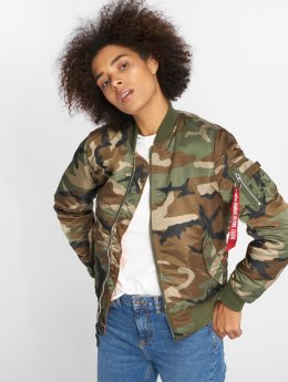 Alpha Industries Bomberjack MA-1 SF camouflage