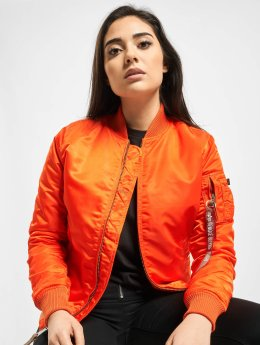 Alpha Industries Bomberjacke Ma 1 VF 59 orange