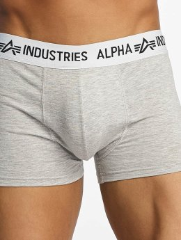 Alpha Industries Boxer Trunk gris