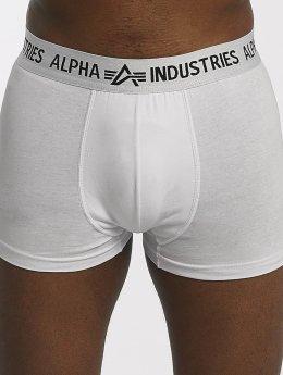 Alpha Industries Boxershorts Trunk weiß