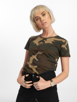 Alpha Industries Camiseta Basic camuflaje
