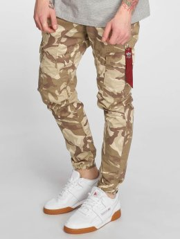 Alpha Industries Cargo pants Fuel C camouflage