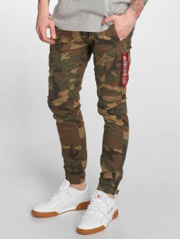 Alpha Industries Cargohose Fuel C camouflage